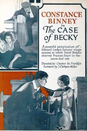 Watch The Case of Becky Online Free Putlocker