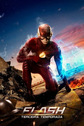 Flash 3ª Temporada - Poster
