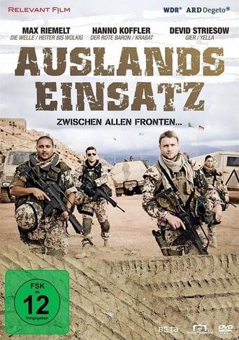 Poster of Auslandseinsatz