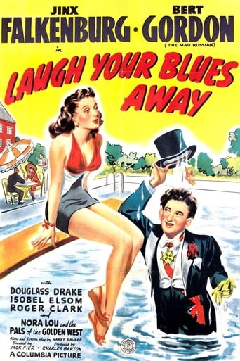Poster of Laugh Your Blues Away