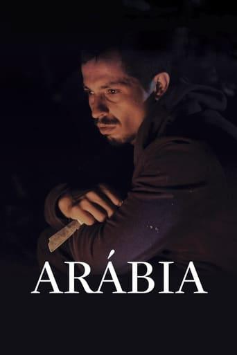 Arábia - Poster