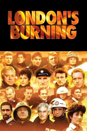 Poster of London's Burning