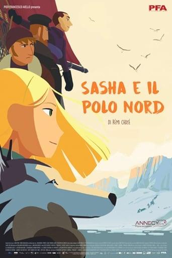 Cartoni animati Sasha e il Polo Nord - Tout en haut du monde