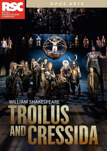 Poster of RSC Live: Troilus and Cressida