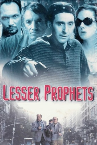 Poster of Lesser Prophets
