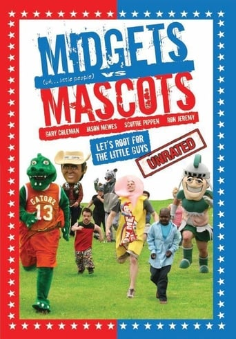 Poster of Midgets Vs Mascots