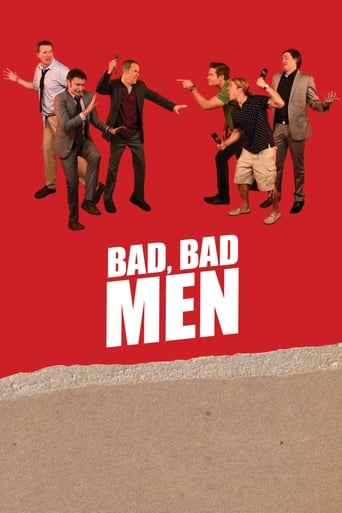 Poster of Bad, Bad Men