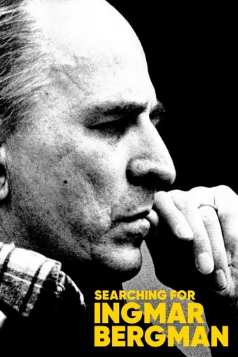 Poster of Searching for Ingmar Bergman