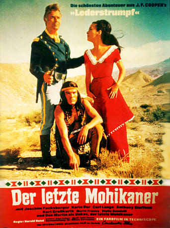 Der letzte Mohikaner (1965 Reinl)