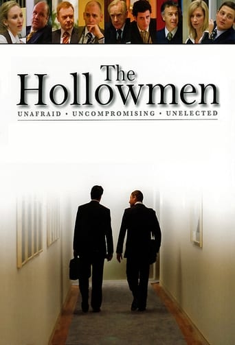 Capitulos de: The Hollowmen