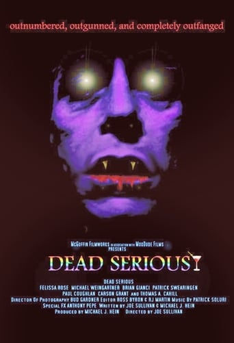 Poster of Dead Serious