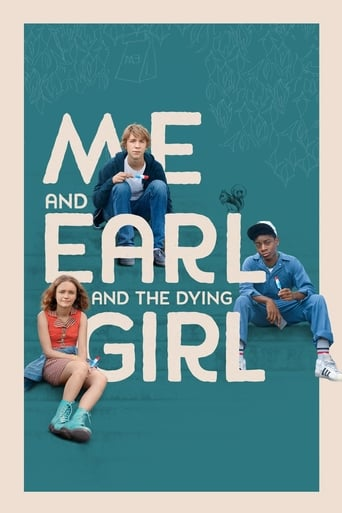 Poster of Me and Earl and the Dying Girl