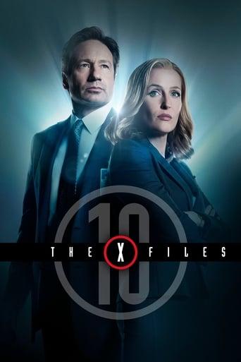 Arquivo X 10ª Temporada - Poster
