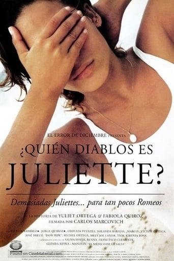Poster of ¿Quién diablos es Juliette?