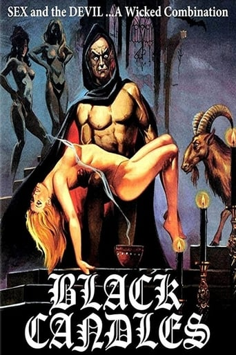 Poster of Black Candles