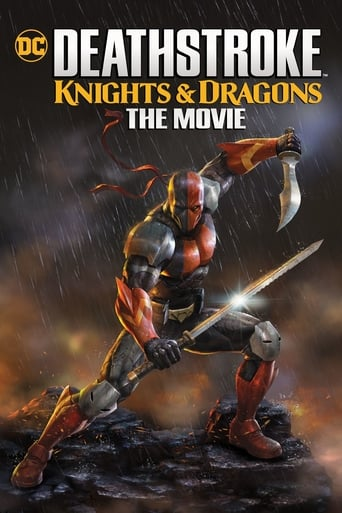 Deathstroke: Knights & Dragons: The Movie streaming VF