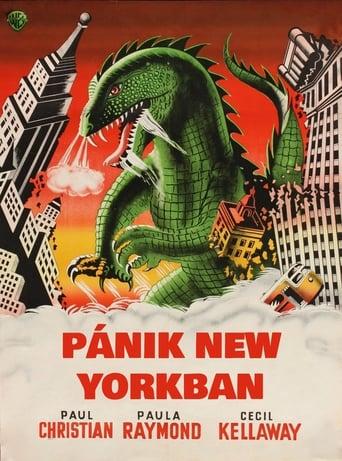 Pánik New Yorkban