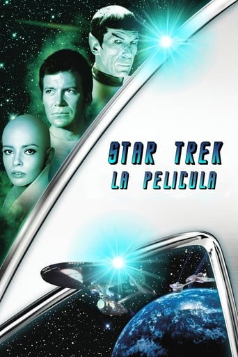 Poster of Star Trek: La película