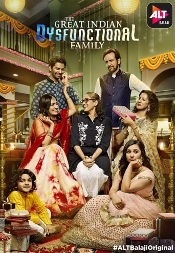 Poster of The Great Indian Dysfunctional Family