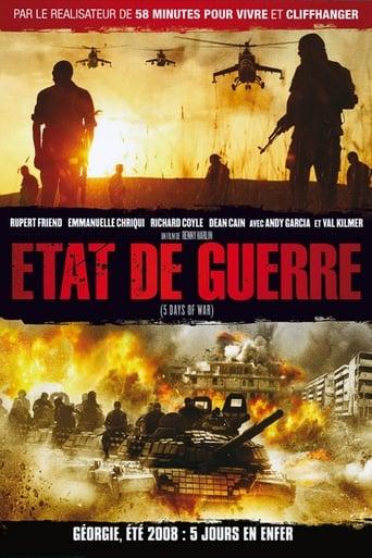 Poster of État de guerre