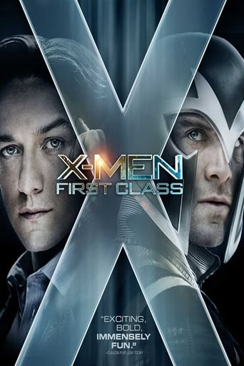 Poster of Children of the Atom: Filming X-Men: First Class