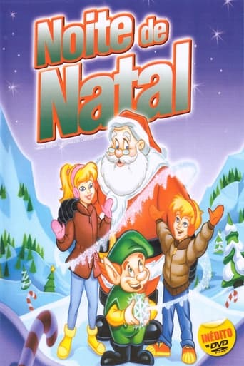 Poster of Christmas in Cartoontown