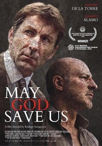 Poster of Que Dios nos perdone