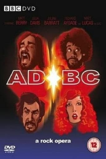 Poster of AD/BC: A Rock Opera