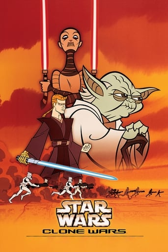 Poster of Star Wars: Clone Wars