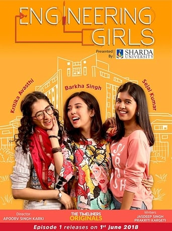 Poster of Engineering Girls