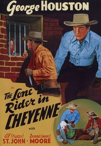 Poster of The Lone Rider in Cheyenne fragman