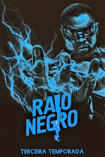 Raio Negro 3ª Temporada - Poster