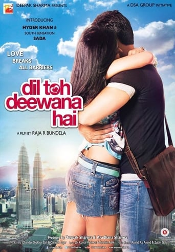 Poster of Dil Toh Deewana Hai