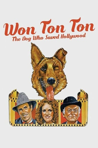 Poster of Won Ton Ton: the Dog Who Saved Hollywood