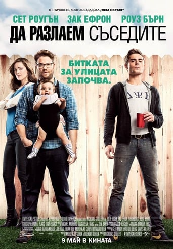Neighbors / Да разлаем съседите (БГ Аудио)