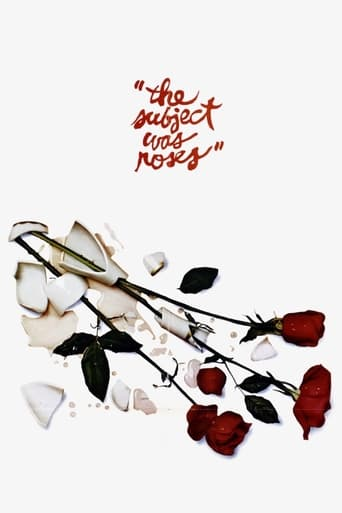 Poster of The Subject Was Roses
