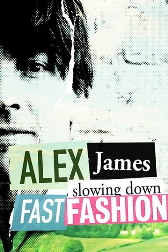 Poster of Alex James: Slowing Down Fast Fashion