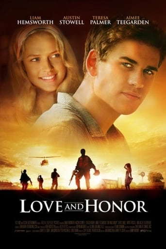 Poster of Love and Honor