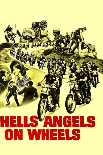 Hells Angels on Wheels - Die wilden Draufgänger