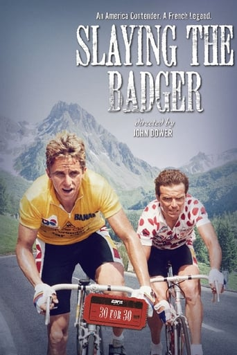 Slaying the Badger poster