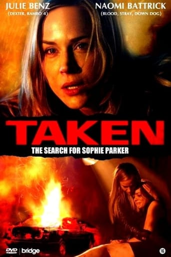 Watch Taken: The Search for Sophie Parker Free Movie Online