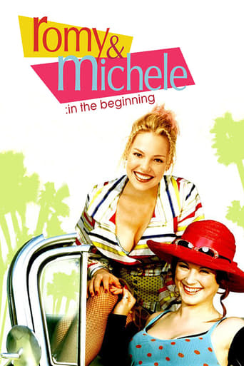Poster of Romy and Michele: In the Beginning
