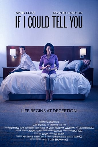 Poster of If I Could Tell You