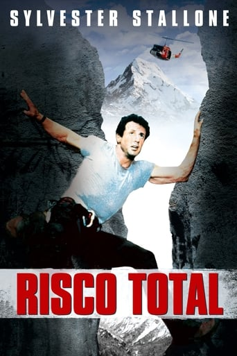 Risco Total - Poster