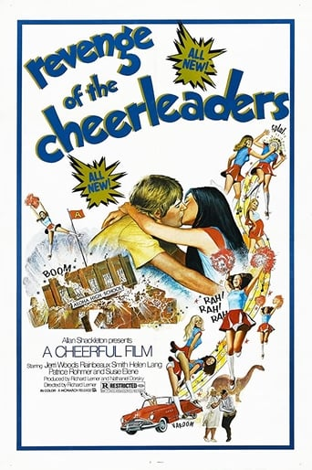 Poster of Revenge of the Cheerleaders