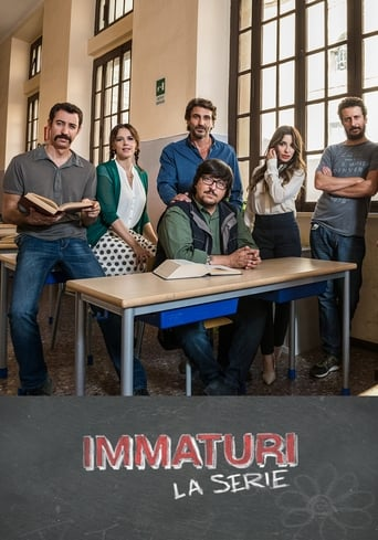 Poster of Immaturi - La serie