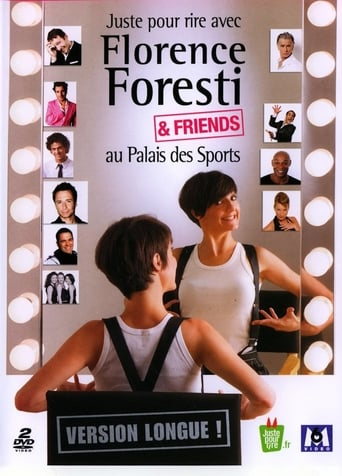 Poster of Florence Foresti - Florence Foresti & Friends