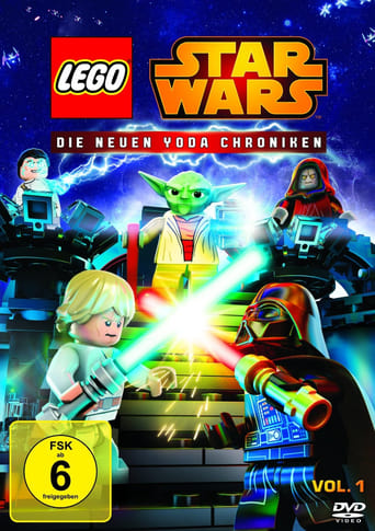 Poster of The New Yoda Chronicles: Escape from the Jedi Temple