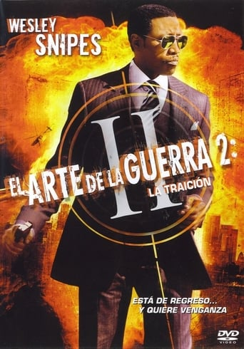 Poster of El arte de la guerra 2: La traición
