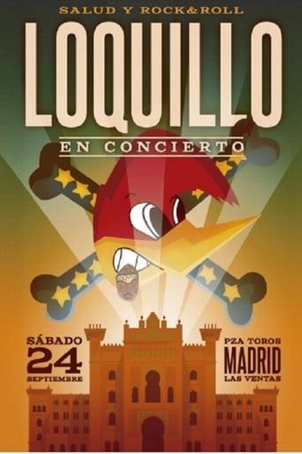 Loquillo: Salud y Rock and Roll (Las Ventas)